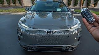 Download Hyundai's LONG RANGE electric vehicle is SHOCKINGLY GOOD! Video