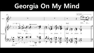 Download Jacob Collier - Georgia On My Mind (Full Transcription) Video