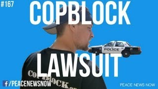 Download CopBlock Founder Sues Police for Wrongdoing Video