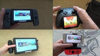 Download DIY Nintendo Switch Mini, XL, Switch TV & Remote Play Video