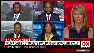 Download CNN Charlottesville panel erupts: I won't be attacked on my blackness! Video