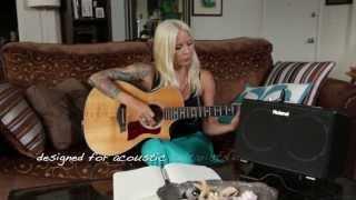 Download Roland AC-40 Acoustic Chorus Guitar Amplifier Introduction Video