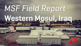 Download A Dire Situation in Western Mosul, Iraq Video