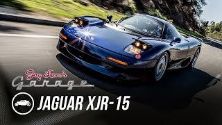 Download 1991 Jaguar XJR-15 - Jay Leno's Garage Video