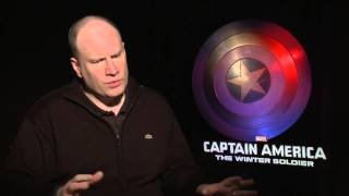 Download Captain America: The Winter Soldier: Producer Kevin Feige Official Movie Interview Video