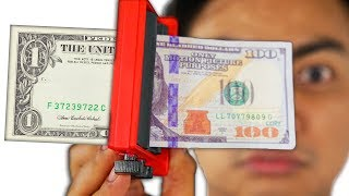 Download Trying MORE Weird Money Gadgets You Never Knew About! Video