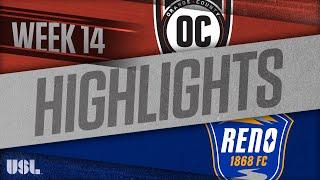 Download HIGHLIGHTS #OCvRNO   06-16-2018 Video