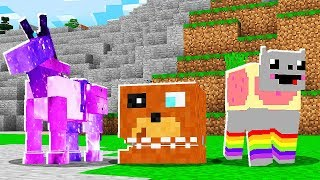 Download TRY NOT TO LAUGH OR GRIN IN MINECRAFT! Video