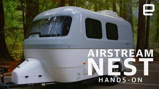 Download Airstream Nest Hands-On: A futuristic symbol of freedom Video