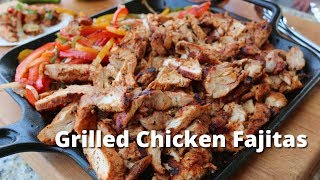 Download Grilled Chicken Fajitas | Chicken Fajitas on the PK360 Grill Video