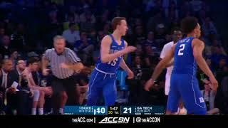 Download Duke vs Georgia Tech College Basketball Condensed Game 2018 Video