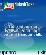 NoRedClose