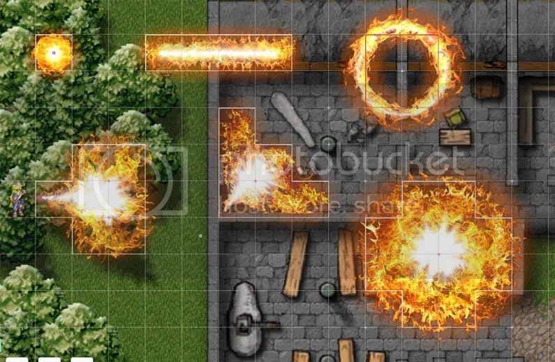 Dnd Templates  community forums cone and burst templates roll20