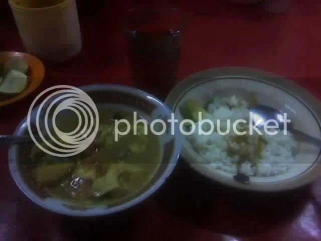 Sop Kambing & Kaki Sapi