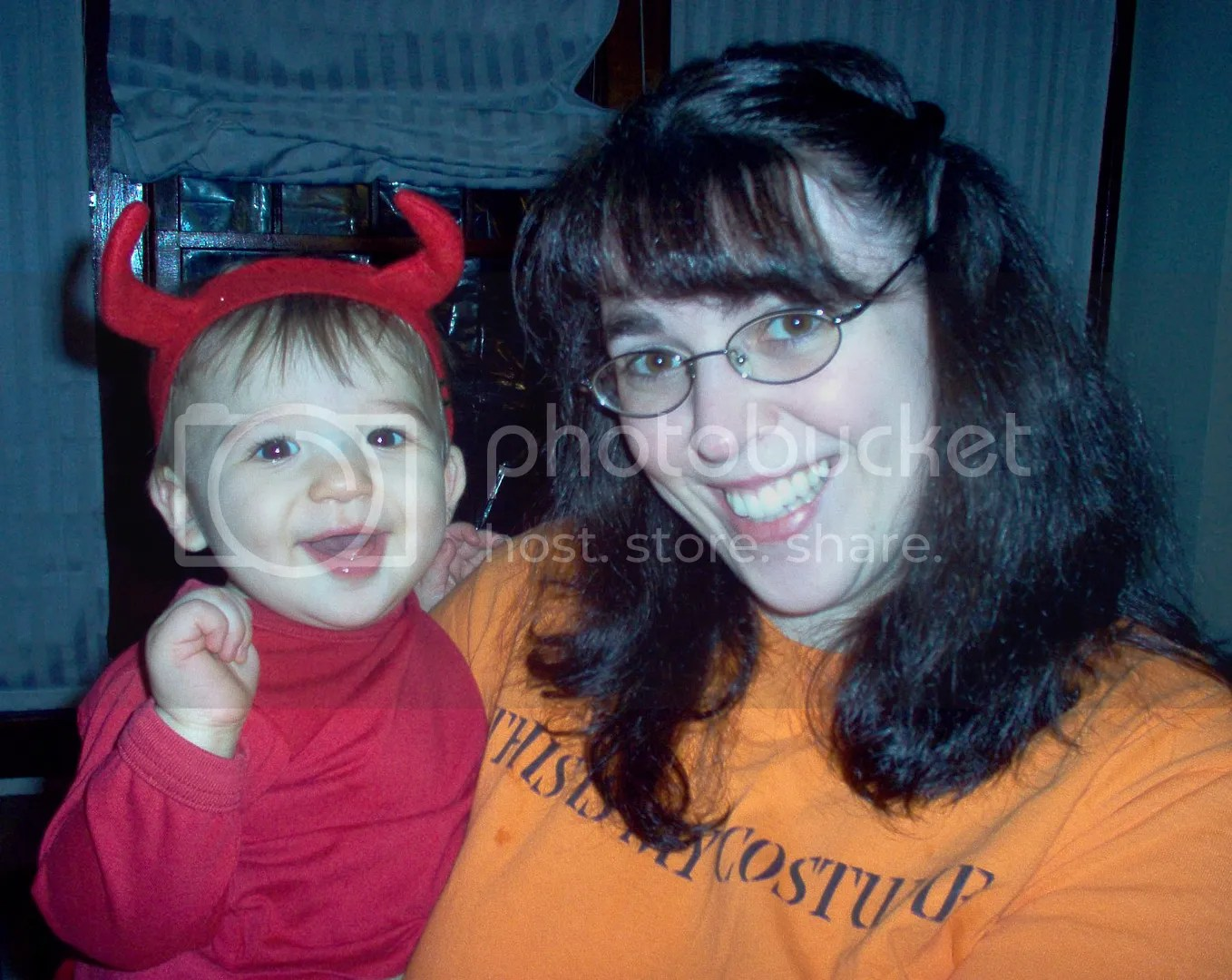 Devil Bug & Mommy