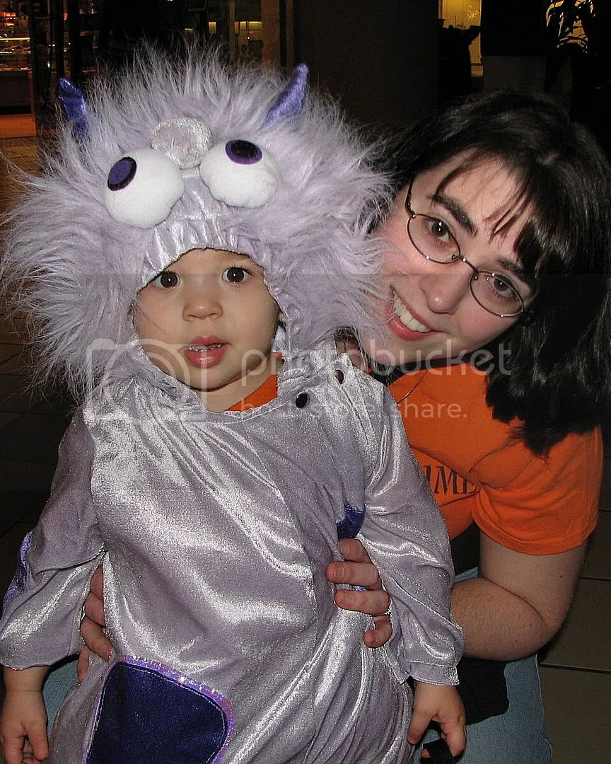 Purple Paloo & Mommy