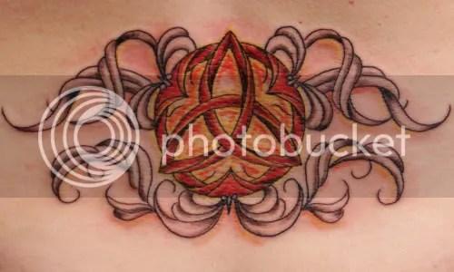 Tattoo: October 2007