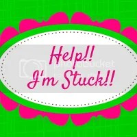 Help! I'm stuck!