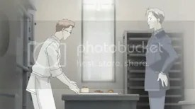 yaoi, BL, antique, bakery, cake, pastry