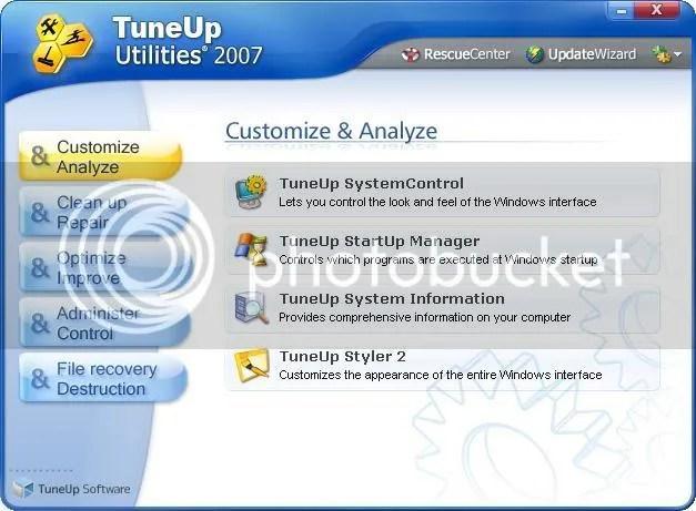 tuneup 2007