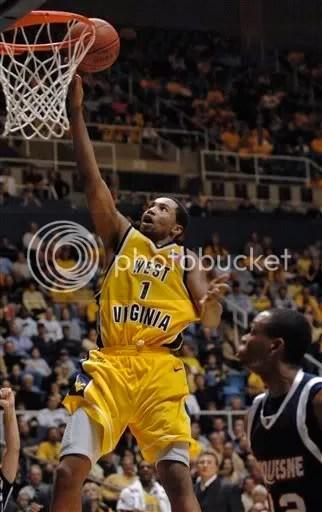 daseanbutler.jpg wvu basketball - da'sean butler image by morpheus0117