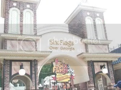 Stolen pic of the entrance