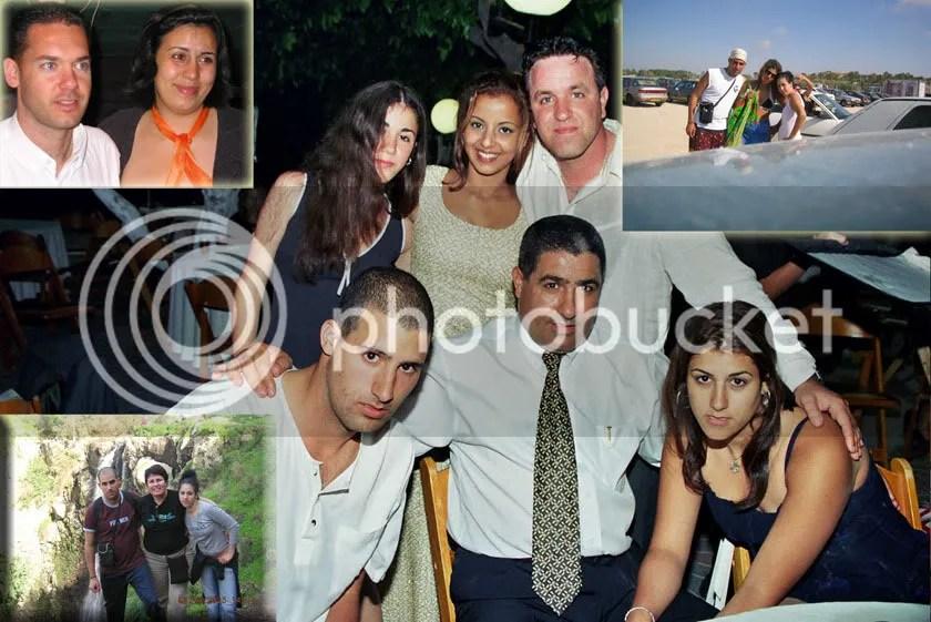 Royi Avital, Dana Avital, Yafa Avital, Anat Avital, Dani Avital