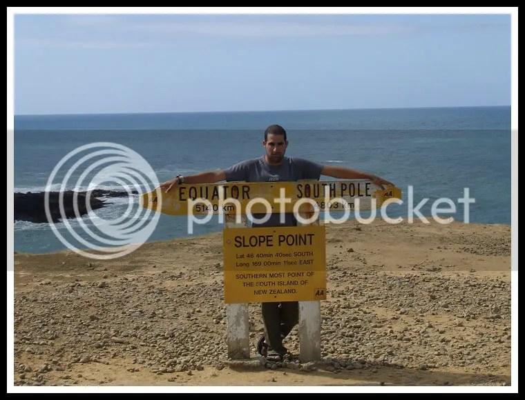 New Zealand - Slope Point, Royi Avital