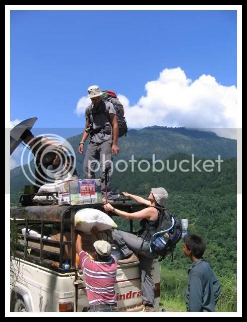 Nepal, Around Annapurna Trek, Royi Avital
