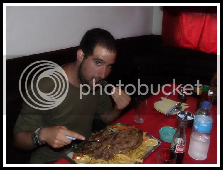 Nepal, Kathmandu, Everest Steak House, Royi Avital