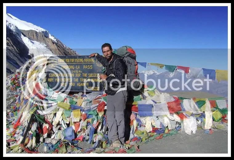 Nepal, Around Annapurna Trek, Thorong La Pass, Royi Avital