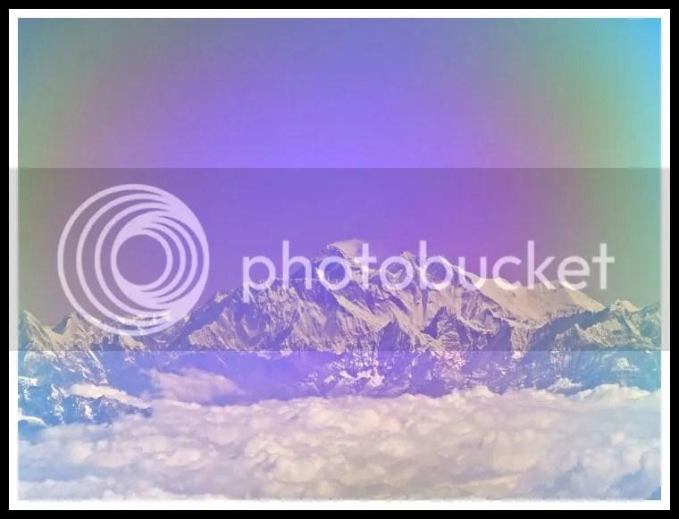 Flight Nepal - Thailand