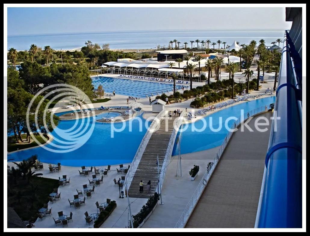 Turkey, Antalya, Titanic Hotel