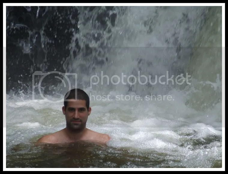 New Zealand - Kerosene Creek, Royi Avital