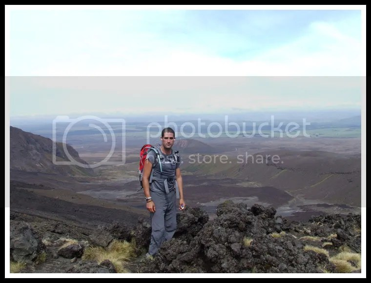 New Zealand - Tongariro Crossing, Royi Avital