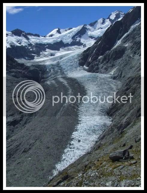 New Zealand - Dart Glacier