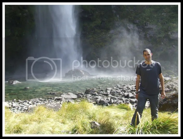 New Zealand - Milford Sound Trek, Royi Avital
