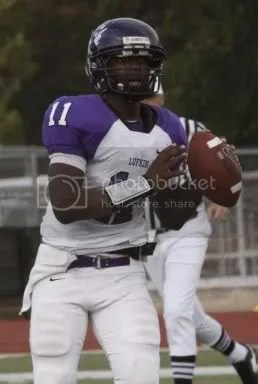 "Lufkin ""Bush"" Smiley QB"