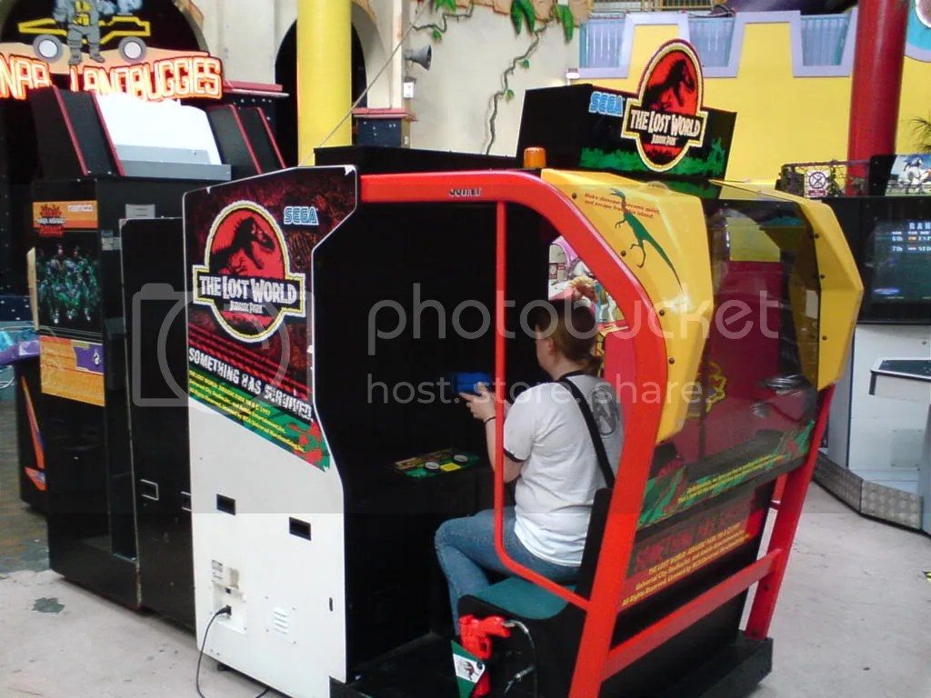 lost world arcade