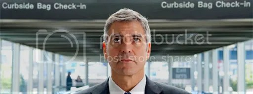 Clooney in Up in the Air