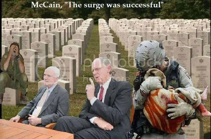 So How Do We Step It Up for the Third Bush Term?