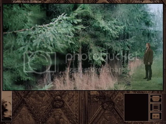 A floresta do medo