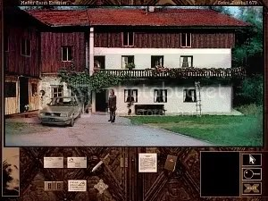 A casa dos Huber
