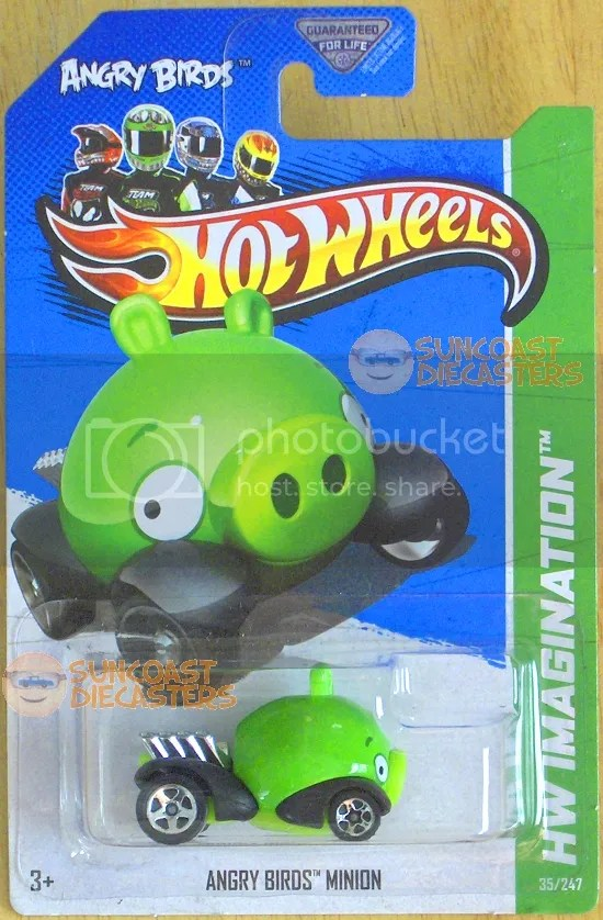 Works great with the Hot Wheels Slingshot Survival action playset