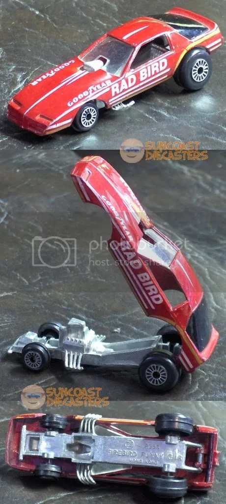 Zee (Zylmex) Firebird Funny Car