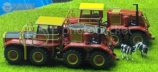 ''But they're combines / Identical combines all the way...''