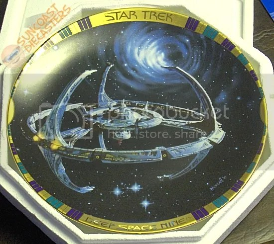 """As seen on ''Star Trek: Deep Space Nine"""""""