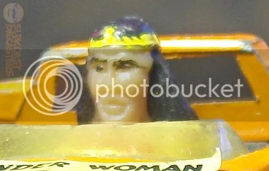 Wonder Woman, as portrayed by Nicolas Cage.