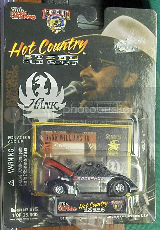 Country icon Hank Williams Jr.