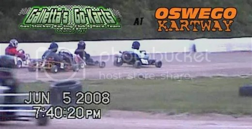 Oswego Kartway - Clockwise Gas Stocker Heat 2008/6/5